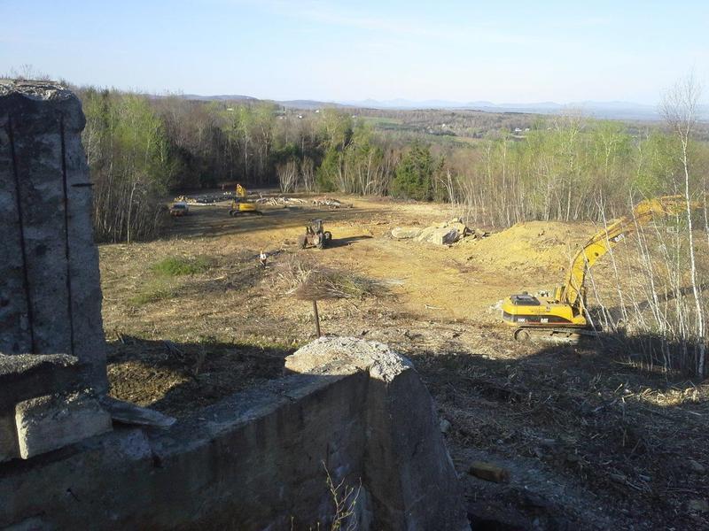 Excavation M. Toulouse - Réalisation